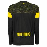 18-19 Borussia Dortmund Away Long Sleeve Jersey Shirt