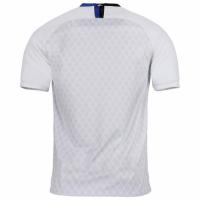 18-19 Inter Milan Away White Soccer Jersey Shirt
