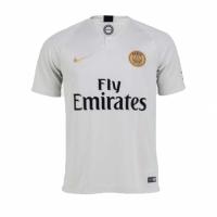 18-19 PSG Away Light Gold Soccer Jersey Shirt