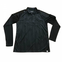 18-19 Liverpool Blackout Long Sleeve Soccer Jerseys Shirt
