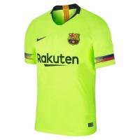 18-19 Barcelona Away Green Soccer Jersey Shirt
