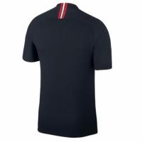 18-19 PSG JORDAN 3rd Away Black Soccer Jersey Shirt