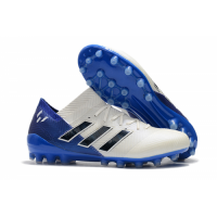AD X Nemeziz Messi 18.1 AG Soccer Cleats-Blue&White