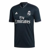 18-19 Real Madrid Away Dark Navy Soccer Jersey Shirt