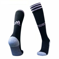 18-19 Manchester United Third Away Navy Jersey Socks