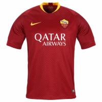 18-19 Roma Home Soccer Jersey Shirt