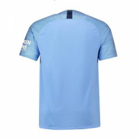 18-19 Manchester City Home Jersey Shirt
