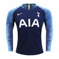 18-19 Tottenham Hotspur Away Navy Long Sleeve Jersey Shirt
