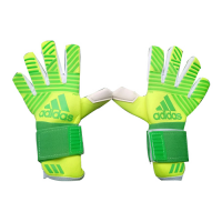 AD Green ACE Goalkeeper Gloves