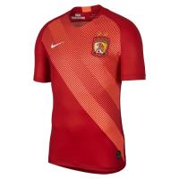 2019 Guangzhou Evergrande Home Red Soccer Jerseys Shirt