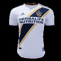 2019 La Galaxy Home White Soccer Jerseys Shirt(Player Version)