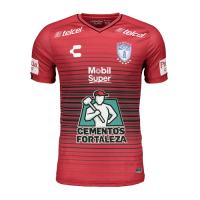 18-19 CF Pachuca Third Away Red Jerseys Shirt