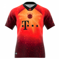 18-19 Bayern Munich EA Sports Brown Jersey Shirt