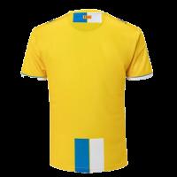 18-19 RCD Espanyol Third Away Yellow Soccer Jerseys Shirt