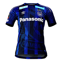 2019 Gamba Osaka Home Navy Soccer Jerseys Shirt