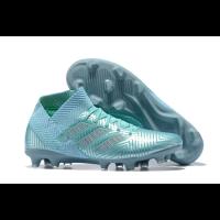 AD X NEMEZIZ 18.1 FG Soccer Cleats-Green