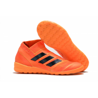 AD X Nemeziz Tango 18+ IN Soccer Cleats-Orange
