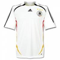 2006 World Cup Germany Home Retro Soccer Jerseys Shirt