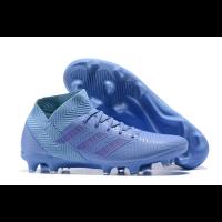AD X NEMEZIZ 18.1 FG Soccer Cleats-Light Purple