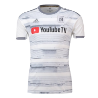 2019 Los Angeles FC Away White Soccer Jerseys Shirt