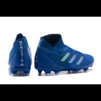 AD X NEMEZIZ 18.1 FG Soccer Cleats-Blue