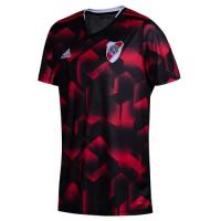 18-19 River Plate Third Away Black Jerseys Shirt