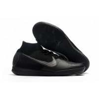 NK Superfly X6 Elite Soccer Cleats-Black