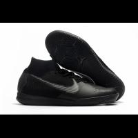 NK Superfly X6 Elite Soccer Cleats-Black