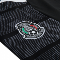2019 Mexico Gold Cup Home Black Soccer Jerseys Shirt