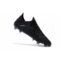 AD X 18.1 FG Soccer Cleats-All Black