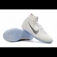 Nike Superfly X VI Elite Soccer Cleats-White