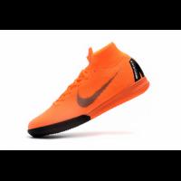 NK SuperflyX 6 Elite Soccer Cleats-Orange