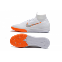Nike Superfly X6 Elite Soccer Cleats-White