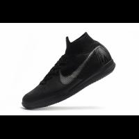 Nike Superfly X6 Elite Soccer Cleats-Black