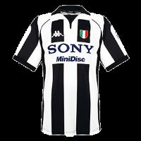 97-98 Juventus Home Soccer Retro Jerseys Shirt