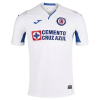 2019 CDSC Cruz Azul Away White Soccer Jerseys Shirt