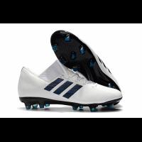 AD X Nemeziz Messi Tango 18.1 FG Soccer Cleats-White