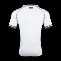 1998 France Retro Away White Soccer Jersey Shirt