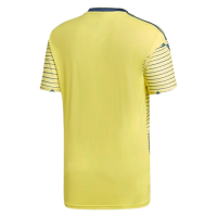 2019 Colombia Home Yellow Soccer Jerseys Shirt