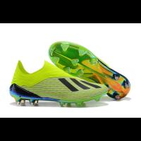 AD X 18+ FG Soccer Cleats-Green