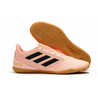 AD X Predator 19.4 IN Soccer Cleats-Pink&Black