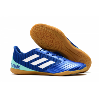 AD X Predator 19.4 IN Soccer Cleats-Blue&White