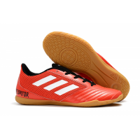 AD X Predator 19.4 IN Soccer Cleats-Orange&White