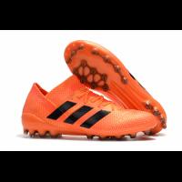 AD X Nemeziz Messi 18.1 AG Soccer Cleats-Orange