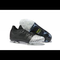 NK Mercurial Greenspeed 360 FG Soccer Cleats-Black&White