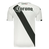 2019 Club De Cuervos Home White Jerseys Shirt