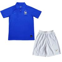2019 France Home 100-Years Anniversary Jerseys Kit(Shirt+Short)