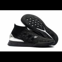 AD X Predator Tango 18+TR Soccer Cleats-Black&White