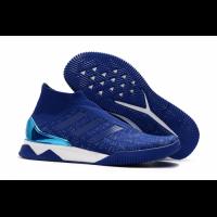AD X Predator Tango 18+TR Soccer Cleats-Blue