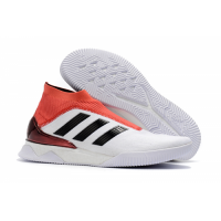 AD X Predator Tango 18+TR Soccer Cleats-Red&White